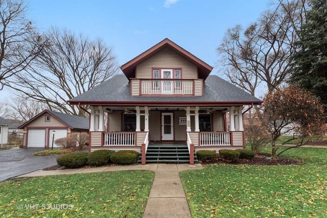 228 W Wilson Street A, Palatine, IL 60067 (MLS #10613009) :: John Lyons Real Estate