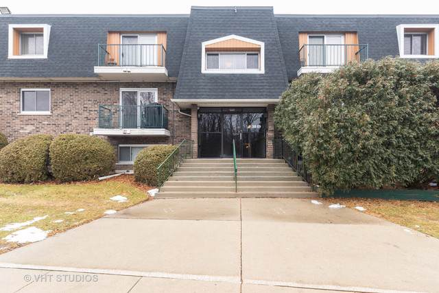 3849 N Parkway Drive 2B, Northbrook, IL 60062 (MLS #10613094) :: Property Consultants Realty