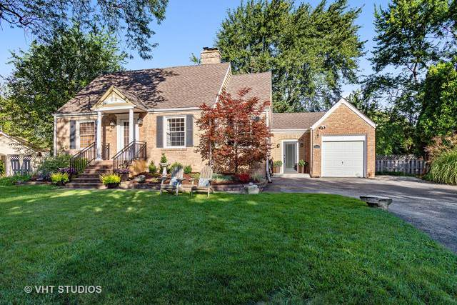 9522 Greenwood Drive, Des Plaines, IL 60016 (MLS #10613236) :: Ryan Dallas Real Estate