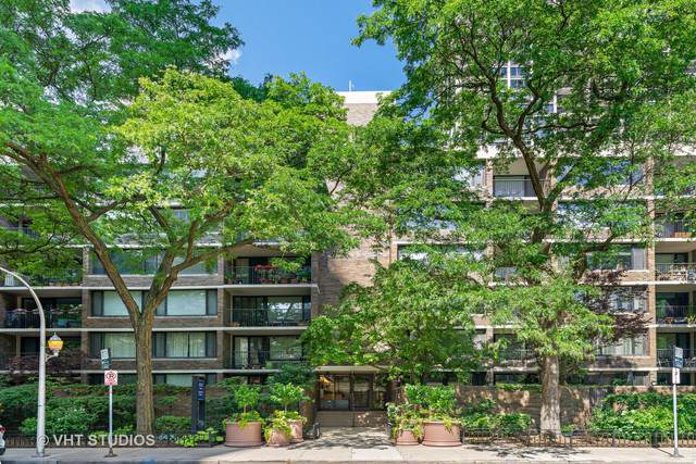 1555 N Sandburg Terrace 512K, Chicago, IL 60610 (MLS #10613472) :: Property Consultants Realty