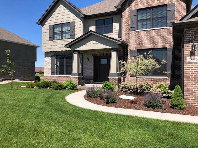 23934 S Sunset Lakes Drive, Manhattan, IL 60442 (MLS #10613692) :: The Wexler Group at Keller Williams Preferred Realty