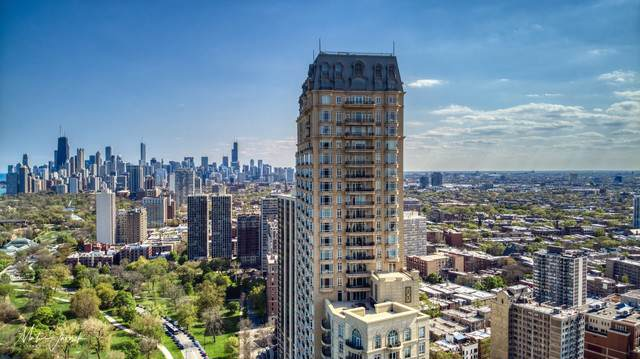 2550 N Lakeview Avenue S1007, Chicago, IL 60614 (MLS #10613829) :: Touchstone Group