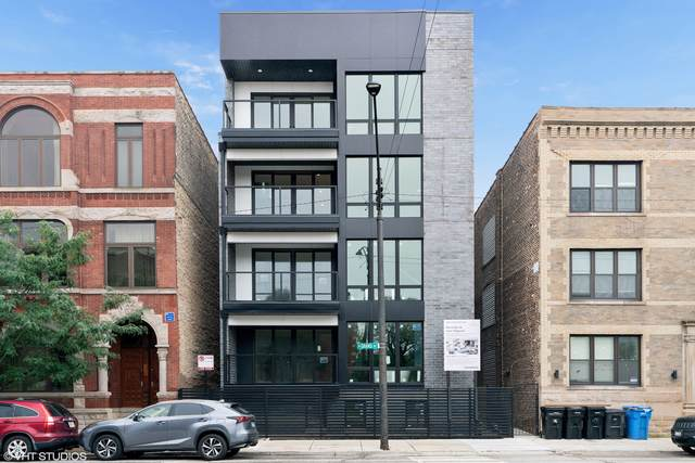 1437 W Grand Avenue Phn, Chicago, IL 60642 (MLS #10613879) :: Property Consultants Realty