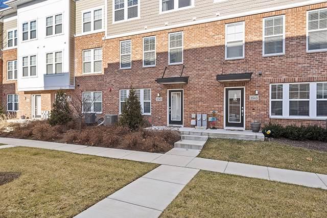 3545 Bunker Drive, Woodridge, IL 60517 (MLS #10614005) :: Property Consultants Realty