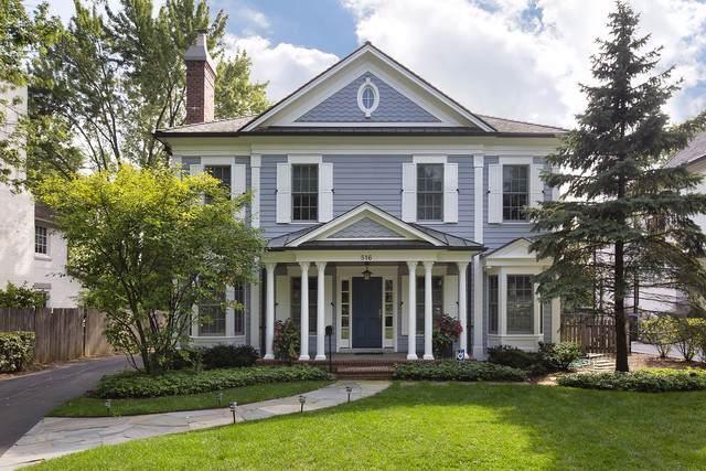 516 Madison Avenue, Glencoe, IL 60022 (MLS #10614137) :: Angela Walker Homes Real Estate Group