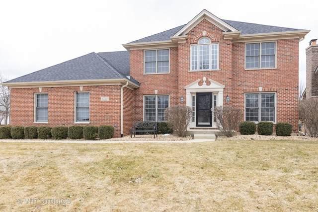 3740 Highknob Circle, Naperville, IL 60564 (MLS #10614248) :: Ryan Dallas Real Estate