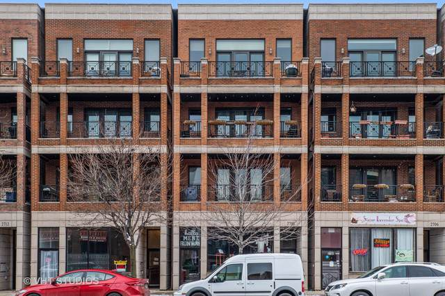 2708 W Chicago Avenue #4, Chicago, IL 60622 (MLS #10614541) :: Property Consultants Realty
