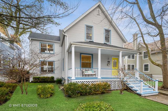 221 Catalpa Place, Wilmette, IL 60091 (MLS #10614587) :: The Wexler Group at Keller Williams Preferred Realty
