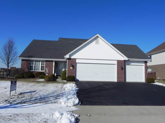 2827 Brett Drive, New Lenox, IL 60451 (MLS #10614676) :: The Wexler Group at Keller Williams Preferred Realty