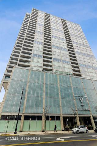 611 S Wells Street #1502, Chicago, IL 60607 (MLS #10614812) :: Ryan Dallas Real Estate