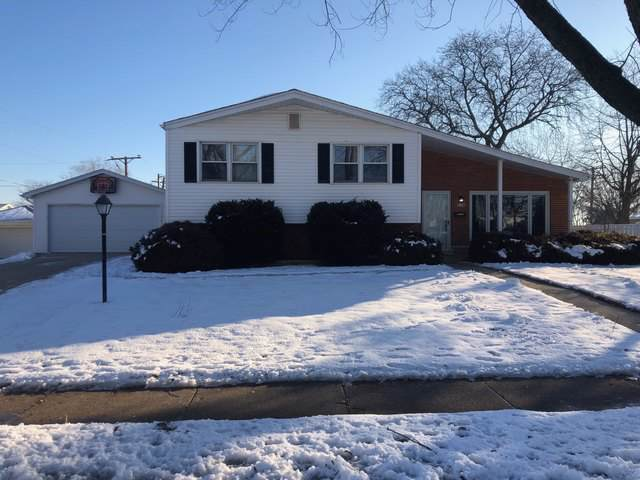 1065 S Norbury Avenue, Lombard, IL 60148 (MLS #10615181) :: Angela Walker Homes Real Estate Group
