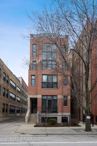 1744 W Belmont Avenue #1, Chicago, IL 60657 (MLS #10615443) :: Property Consultants Realty