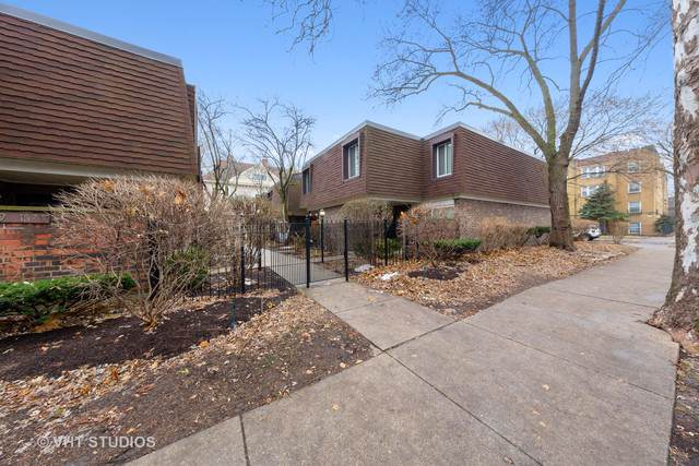 1633 W Belle Plaine Avenue, Chicago, IL 60613 (MLS #10615480) :: Property Consultants Realty