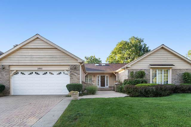 2861 E Woodbury Drive, Arlington Heights, IL 60004 (MLS #10616202) :: Littlefield Group