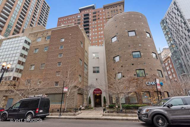 40 E 9th Street #1817, Chicago, IL 60605 (MLS #10616344) :: Littlefield Group