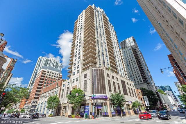635 N Dearborn Street #2005, Chicago, IL 60654 (MLS #10616507) :: Property Consultants Realty