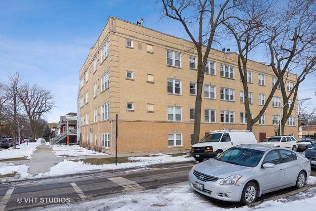 3214 W Berteau Avenue #2, Chicago, IL 60618 (MLS #10616774) :: Property Consultants Realty