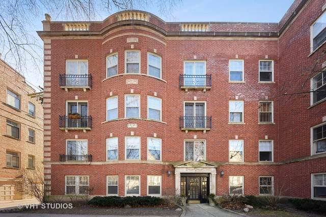 232 Lee Street #2, Evanston, IL 60202 (MLS #10616921) :: Baz Realty Network | Keller Williams Elite