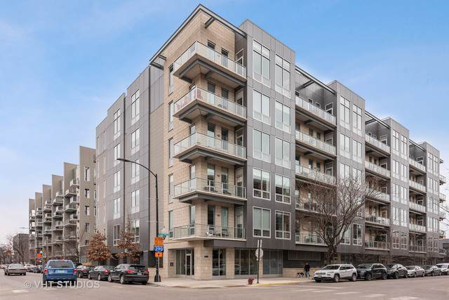 1100 W Adams Street 3S, Chicago, IL 60607 (MLS #10616966) :: Baz Realty Network | Keller Williams Elite