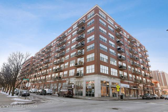6 S Laflin Street #608, Chicago, IL 60607 (MLS #10616988) :: Property Consultants Realty