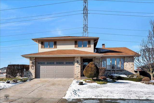 16648 Meadow Lane, Tinley Park, IL 60477 (MLS #10617408) :: The Wexler Group at Keller Williams Preferred Realty