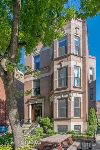 2849 N Burling Street #1, Chicago, IL 60657 (MLS #10617448) :: Lewke Partners