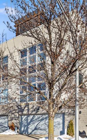 925 N Willard Court 3W, Chicago, IL 60642 (MLS #10617643) :: Property Consultants Realty