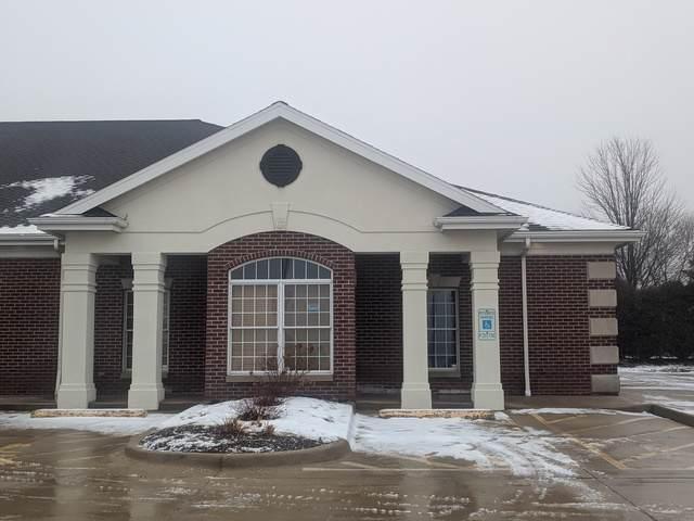 2501 College Avenue #3, Bloomington, IL 61704 (MLS #10617706) :: Baz Realty Network   Keller Williams Elite