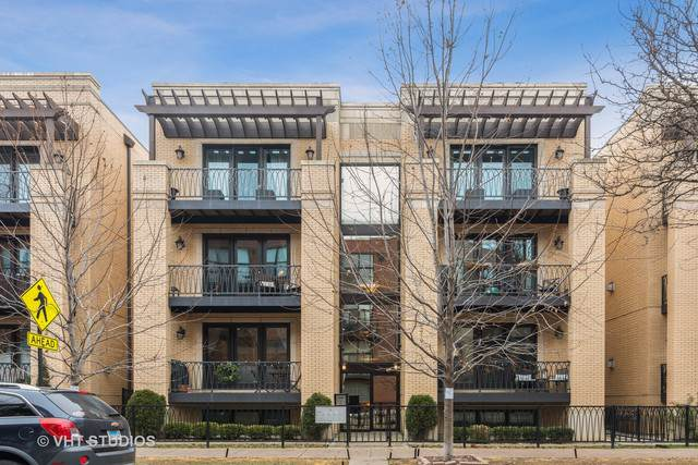 2219 W Wabansia Avenue 1E, Chicago, IL 60647 (MLS #10617717) :: Ryan Dallas Real Estate