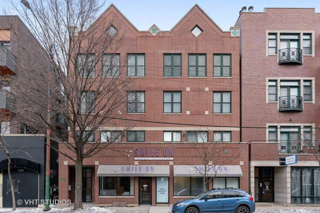 1350 W Belmont Avenue A, Chicago, IL 60657 (MLS #10617967) :: Ryan Dallas Real Estate