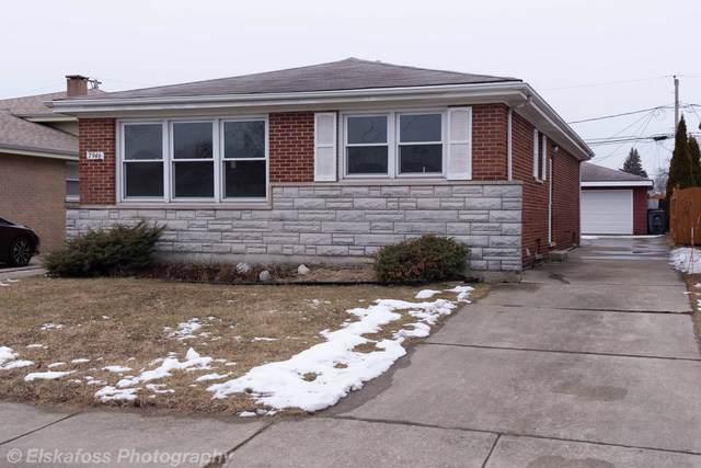 7946 S Kedvale Avenue, Chicago, IL 60652 (MLS #10618395) :: Angela Walker Homes Real Estate Group