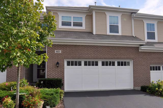 63 E Preserve Drive, Palatine, IL 60074 (MLS #10618438) :: Berkshire Hathaway HomeServices Snyder Real Estate