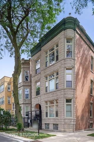 1301 N Artesian Avenue 3F, Chicago, IL 60622 (MLS #10618798) :: The Perotti Group | Compass Real Estate