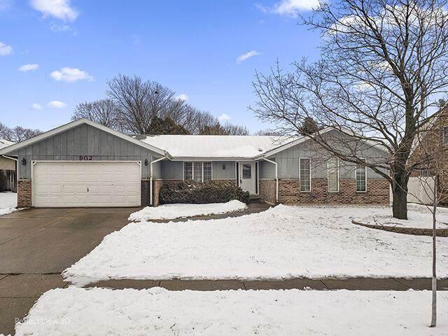 902 Colonade Road, Shorewood, IL 60404 (MLS #10619424) :: The Wexler Group at Keller Williams Preferred Realty