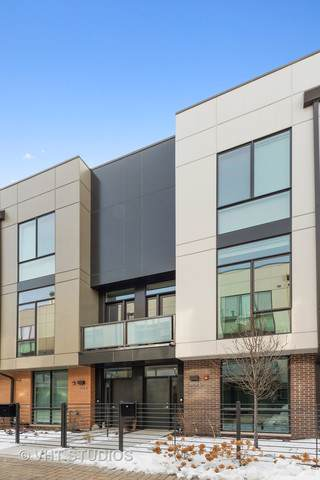 1918 N Campbell Avenue G, Chicago, IL 60647 (MLS #10619815) :: The Perotti Group | Compass Real Estate