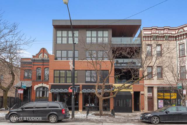 1904 W Division Street 2N, Chicago, IL 60622 (MLS #10620420) :: The Perotti Group | Compass Real Estate