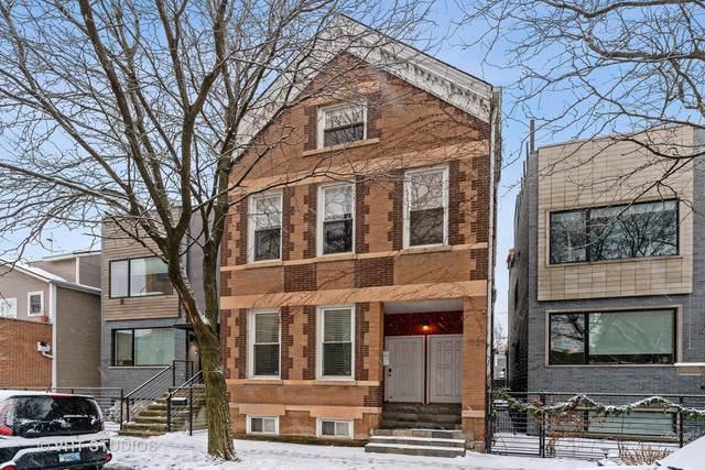 1725 W Ellen Street 2R, Chicago, IL 60622 (MLS #10620459) :: The Perotti Group | Compass Real Estate