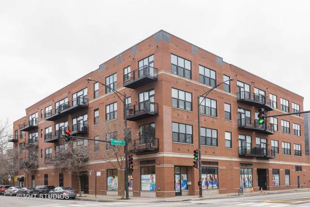 2 S Leavitt Street #302, Chicago, IL 60612 (MLS #10620992) :: The Perotti Group | Compass Real Estate