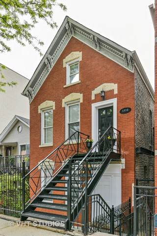 1416 N Greenview Avenue, Chicago, IL 60642 (MLS #10621178) :: Helen Oliveri Real Estate