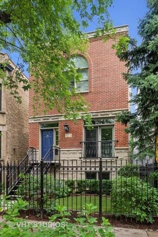 3319 N Leavitt Street, Chicago, IL 60618 (MLS #10621228) :: Helen Oliveri Real Estate