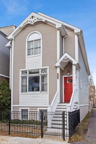 3342 N Leavitt Street, Chicago, IL 60618 (MLS #10625621) :: Helen Oliveri Real Estate
