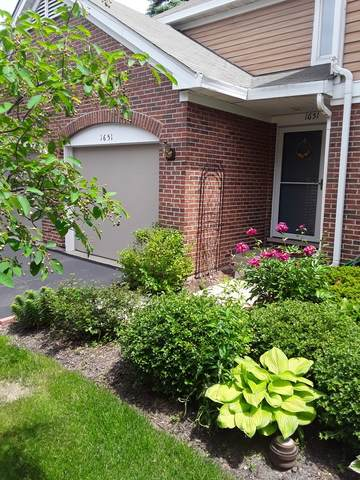 1651 N Courtland Drive #1651, Arlington Heights, IL 60004 (MLS #10626216) :: Littlefield Group