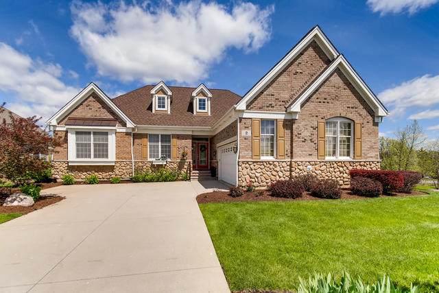 2 Aztec Court, South Barrington, IL 60010 (MLS #10627552) :: Ani Real Estate