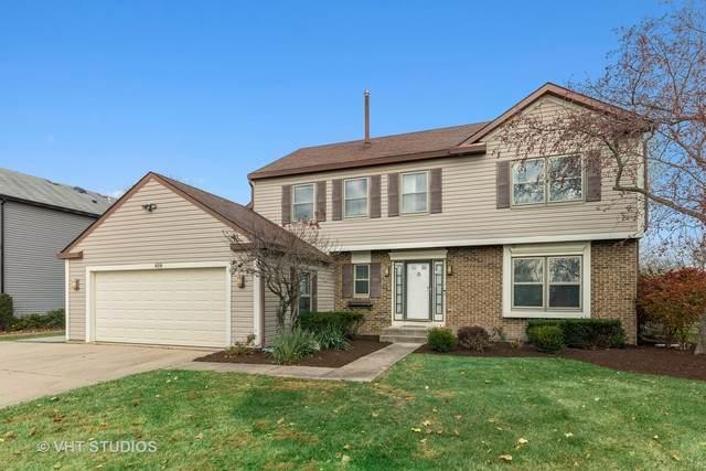 406 Chateau Drive, Buffalo Grove, IL 60089 (MLS #10628542) :: Baz Network | Keller Williams Elite