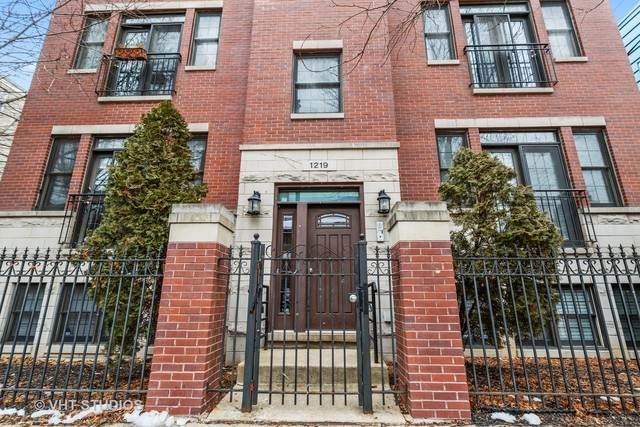 1219 N Noble Street 2S, Chicago, IL 60642 (MLS #10628633) :: Helen Oliveri Real Estate