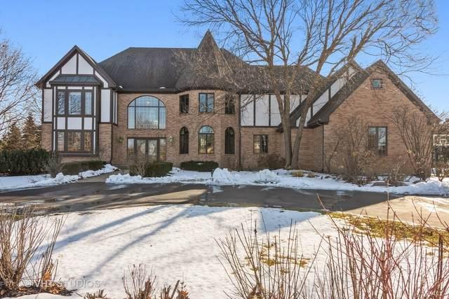 1 Beacon Hill Drive, South Barrington, IL 60010 (MLS #10629505) :: Ani Real Estate