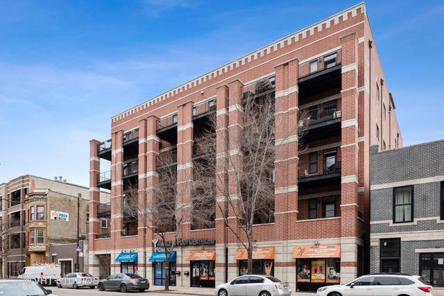 2222 W Belmont Avenue #202, Chicago, IL 60618 (MLS #10630162) :: Helen Oliveri Real Estate