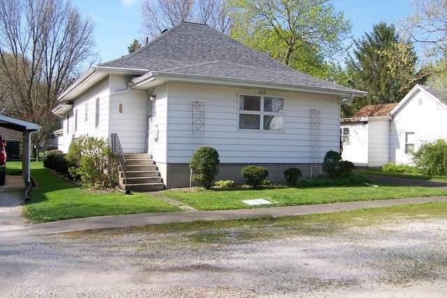 607 E Walnut Street, Fairbury, IL 61739 (MLS #10630810) :: Property Consultants Realty