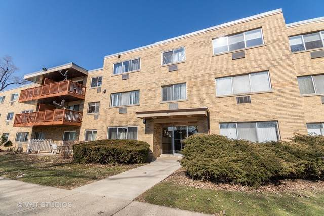 758 Dempster Street #206, Mount Prospect, IL 60056 (MLS #10631013) :: BN Homes Group