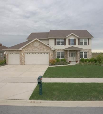 3013 Eros Drive, Olympia Fields, IL 60461 (MLS #10631141) :: John Lyons Real Estate
